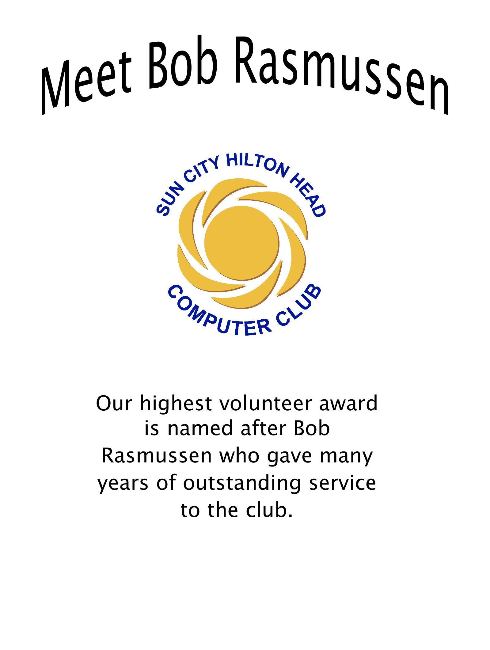03-Meet Bob Rasmussen