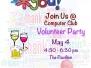 Volunteer Party