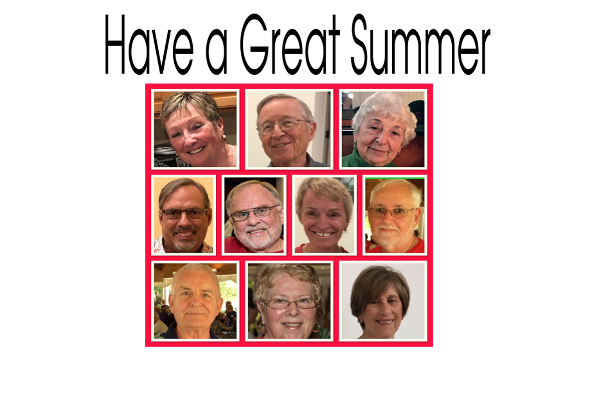 Apple Instructors are looking forward to seeing you at the summer lectures