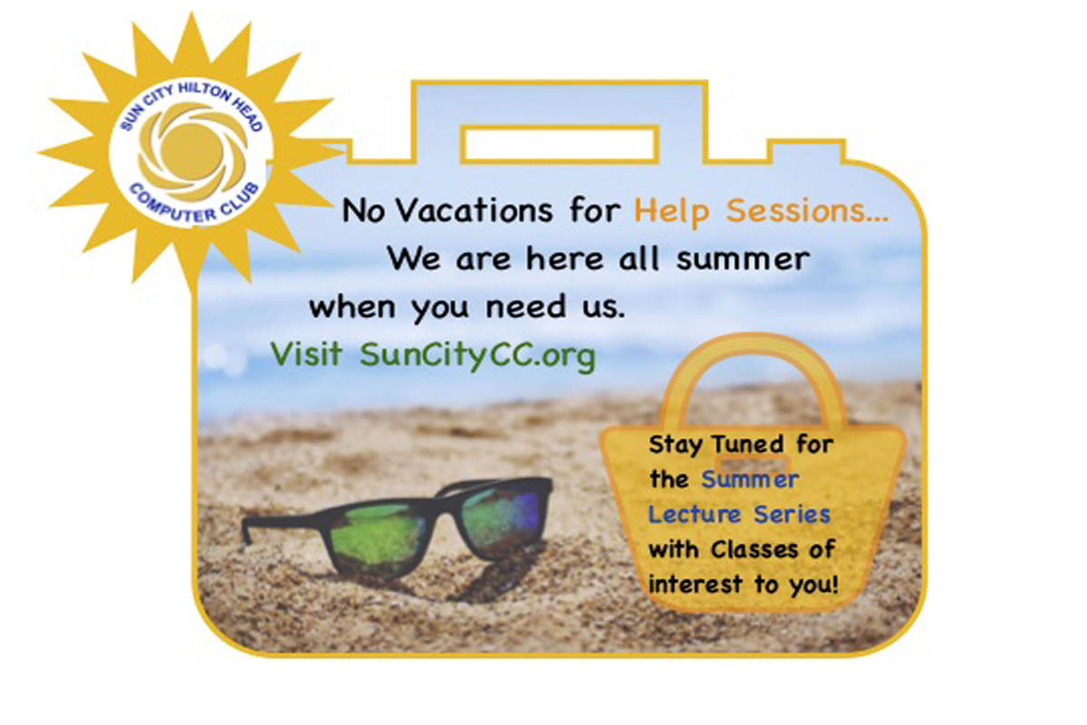 Check us out here:  www.suncitycc.org